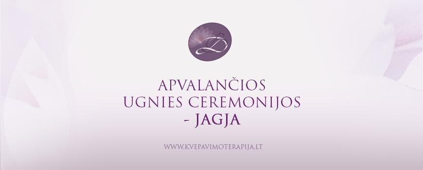 """JAGJA - apvalančios ugnies ceremonijos sodyboje """"Šventvietė"""""""